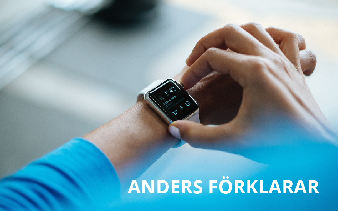 Anders förklarar: Apple Watch och EKG