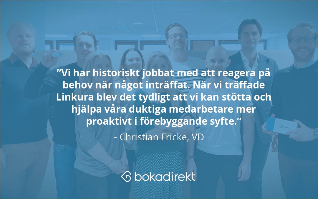 Proaktiva istället för reaktiva insatser med BokaDirekt