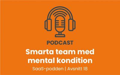 Smarta team med mental kondition